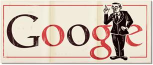 105ter Geburtstag von Jean-Paul Sartre Google
