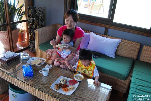 豐盛的早餐(4)