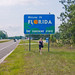 Florida State Border