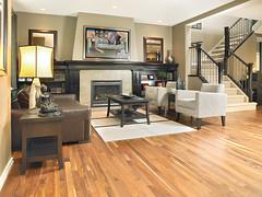 American Walnut floor