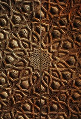 One of Doors Pattern - Masjid of Sultan Hassan     / Cairo / Egypt - 28 05 2010 (Ahmed Al.Badawy) Tags: architecture one doors pattern shots 05 egypt cairo sultan hassan 28 ahmed masjid islamic 2010   mamluk   albadawy hutect