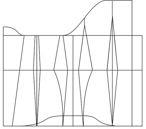 Underbust corset pattern - 31