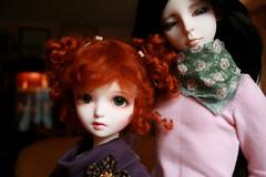 9 (ImperialFiddlesticks) Tags: dolls yuki bjd dod kaoru homme arien balljointed ducan leekeworld