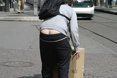 Strasbourgs ass (zane) Tags: ass candid strasbourg