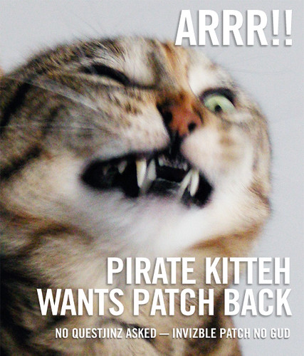 lolcat adaptation