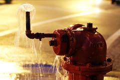 Water Feature (Friendly Joe) Tags: chicago water hydrant drinkingfountain sorta bokehwhores