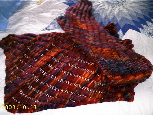 clapotis y patchwork