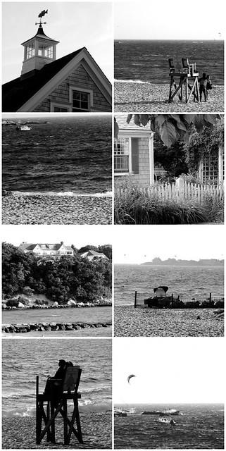 Cape Cod In Black & White