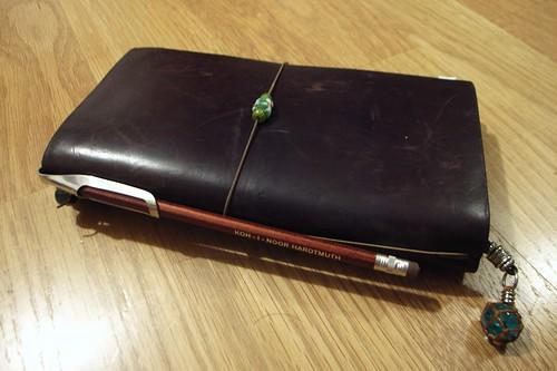 Recent My Traveler's Notebook