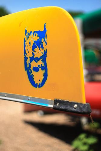 Chewbacca Canoe 2803