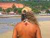 Tattoo Brazilian Girl in