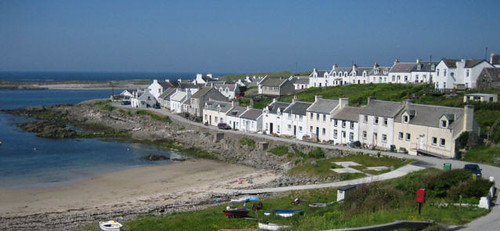 Portnahaven on Islay