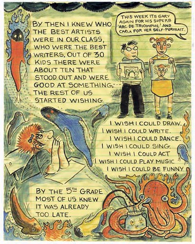 LYNDA BARRY, excerpt from
