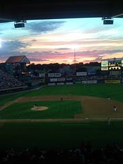 Sunset at McCoy