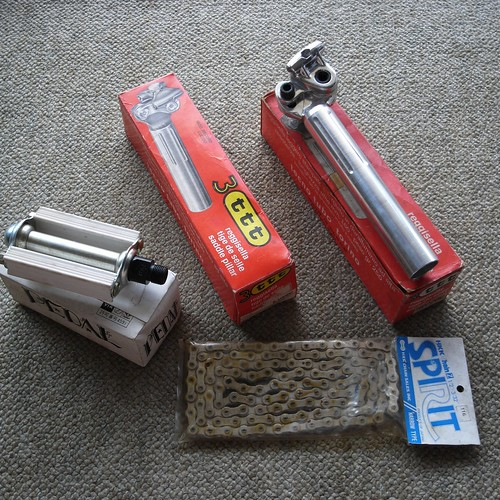 old parts