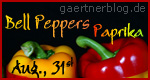 Garten-Koch-Event Bell Peppers - Paprika [31. August 2007]
