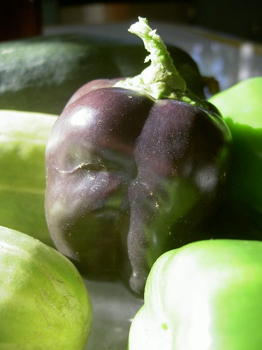 purple pepper