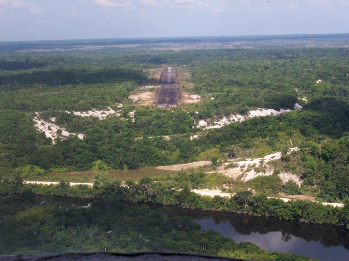 Mackenzie Airstrip, Mackenzie, Guyana