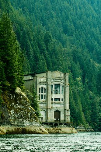 Dr. Evil's Vancouver Lair