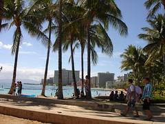Waikiki Esplanade