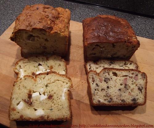 Hartige cakes