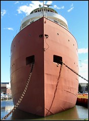 The S.S. William A. Irvin (Jer*ry) Tags: minnesota ship greatlakes duluth ironore oreboat abigfave
