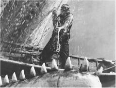 el capitán ahab contra moby dick