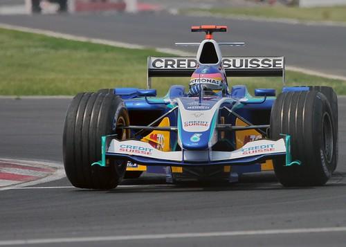 Villeneuve Canada 2005