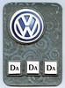 VW Artist Trading Card