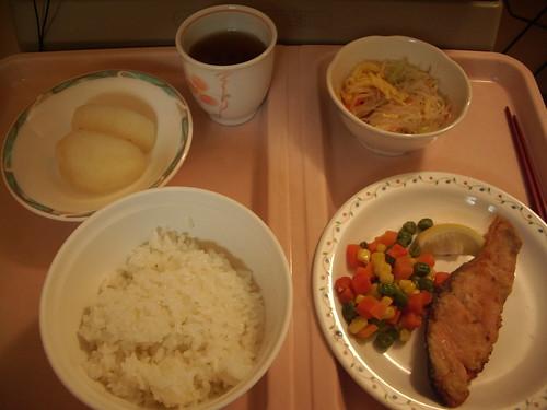 07年9月5日の夕食