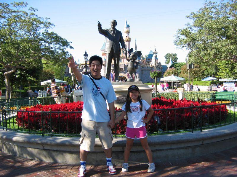 Walt, Mickey, Mart & Emily