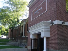 Adams School where I went to First Grade is now a shopping mall. (theslowlane) Tags: 2007trip pullman pullmanhighschool mychildhood