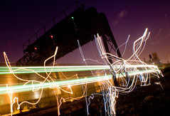[mb] Metra Train (Merrick Brown) Tags: longexposure light urban favorite moon chicago color colors night train subway happy lights eclipse illinois cool interesting movement long exposure cta metro accident walk tripod creative tracks myfav chi transit mistake fav metra streaks insomnia mb lunar merrick rta chicagoist merrickbrown walkchicago merrickb dwcffmotion