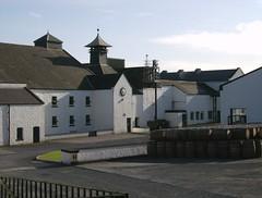Laphroig Distillery (monika & manfred) Tags: coast scotland islay whisky mm distillery laphroig holidayshots scotland2007 islay2007