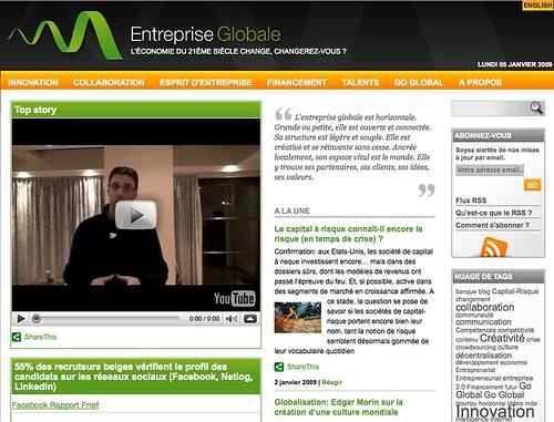 Entreprise Globale
