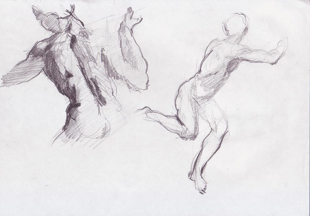 The World\'s newest photos of anatomía and lápiz - Flickr Hive Mind