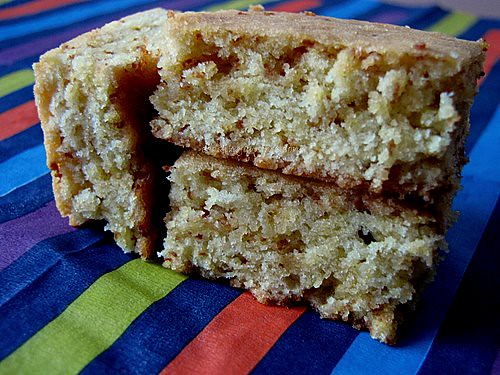 Butterscotch Blondies - Step By Step Recipe