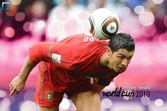 cristiano ronaldo  2010 (ayman_ay17) Tags: world cup by ronaldo cristiano 2010 ayman designed