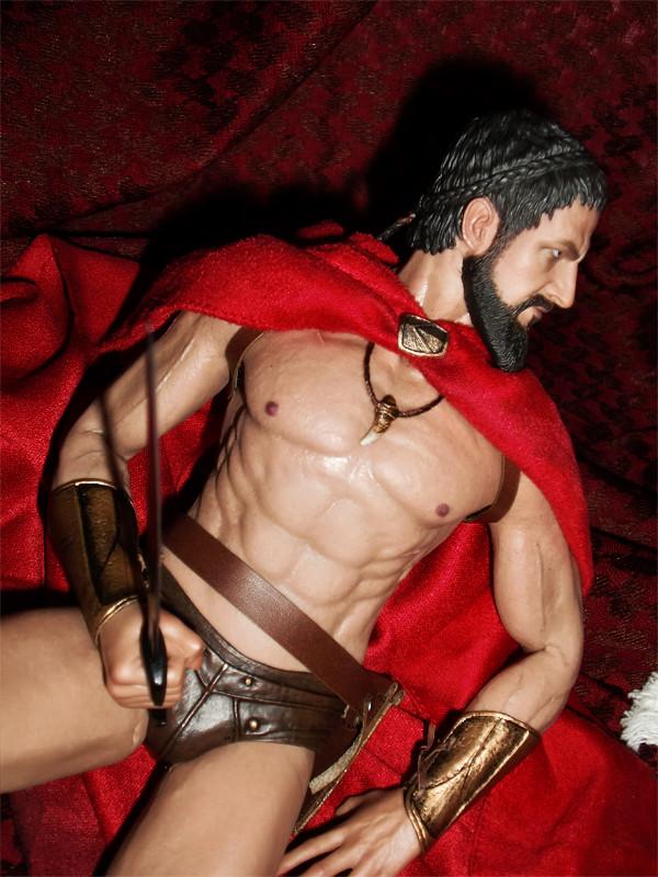 Hot Toys´ King Leonidas ~~5