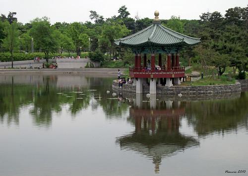 Korea National Museum -- Pagoda