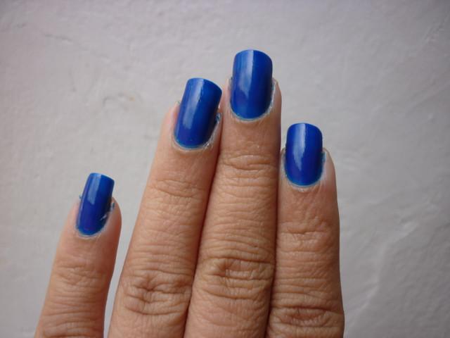 Azul Hortênsia - Risqué