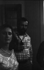 1986-New_Years_party-roll03-12 (Paul-W) Tags: party bw film night washingtondc blackwhite scanned newyearseve 1986 negatives kodaktx5063
