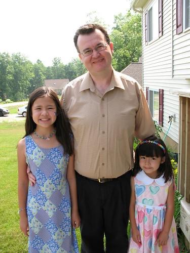 Dave, Amanda, and Emily