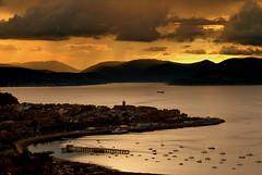 Scotland .!Thanks for the scenery...... (Nicolas Valentin) Tags: sea beautiful freedom scotland greenock bravo scenery coolest firthofclyde anawesomeshot alemdagqualityonlyclub poseidonsdance