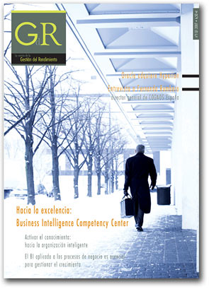 Gestion del Rendimiento, la nueva revista sobre Business Intelligence