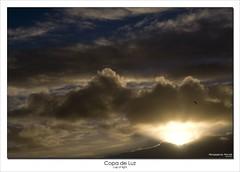 Copa de Luz (Peter Ede) Tags: light sun clouds adelaide southaustralia coolest cupoflight holidaysvacanzeurlaub thechalis