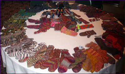 sock color wheel