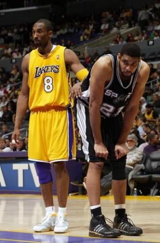 Tim and Kobe 2
