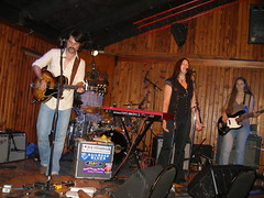 HYF at Saxon Pub, July 2007