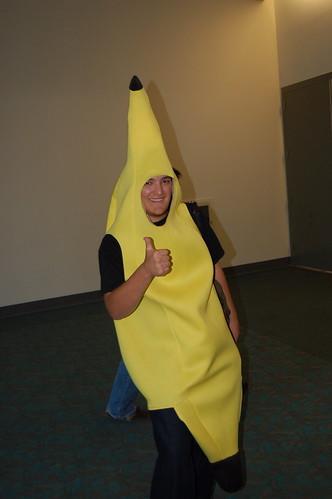 Comic Con 2007: Banana-nan-fo-fana